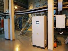 Система измерений выбросов автоматизированная АСИВ Няганской ГРЭС дымовой трубы № 2