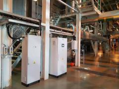 Система измерений выбросов автоматизированная АСИВ Няганской ГРЭС дымовой трубы № 1