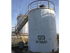Резервуары стальные вертикальные цилиндрические РВС-100, РВС-300, РВС-400, РВС-700, РВС-1000, РВСП-1000, РВС-2000