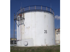 Резервуар стальной вертикальный цилиндрический с понтоном РВСП-1000