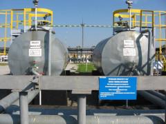 Резервуары стальные горизонтальные цилиндрические РГС-10, РГС-40