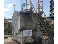 Резервуары стальные горизонтальные цилиндрические РГС-5, РГС-10
