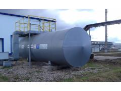 Резервуары стальные горизонтальные цилиндрические РГС-20