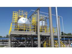 Резервуары горизонтальные стальные цилиндрические РГС-17