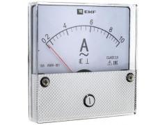 Амперметры и вольтметры аналоговые АМА и VMA