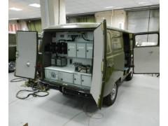 Система контроля наземная автоматизированная НАСК-1-29СМТ