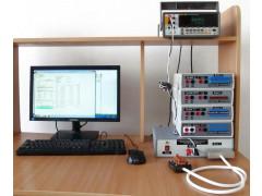 Установка для измерений параметров тонкопленочных делителей напряжений и наборов резисторов Набор-2018