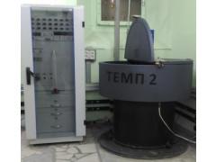 Стенд линейных ускорений и угловых скоростей ТЕМП-2