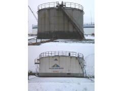 Резервуары стальные вертикальные цилиндрические РВС-700, РВС-1000, РВС-2000