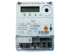 Счетчики электрической энергии однофазные многофункциональные СМАРТБИТ ST 1000-9