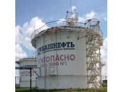 Резервуары стальные вертикальные цилиндрические РВС-2000, РВС-5000