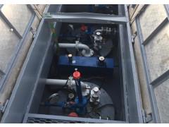 Резервуары стальные сварные горизонтальные РГС-20, РГСД-25