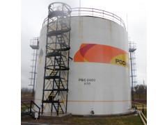 Резервуары стальные вертикальные цилиндрические РВС-2000, РВС-3000