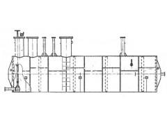 Резервуары стальные горизонтальные цилиндрические РГСП-100