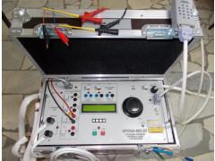 Установки проверки релейных защит и автоматики Крона-603.03
