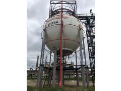 Резервуары шаровые стальные РШС-600