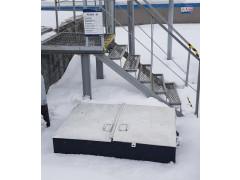 Резервуары горизонтальные стальные цилиндрические РГСД-50