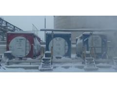 Резервуары стальные горизонтальные цилиндрические РГС-23