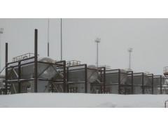 Резервуары стальные горизонтальные цилиндрические РГС-90, РГС-100