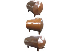 Резервуары стальные горизонтальные (приемно-расходные) Рпр