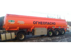 Полуприцеп-топливоцистерна ППЦ-30-01