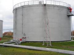 Резервуары вертикальные стальные цилиндрические РВС-5000, РВС-10000