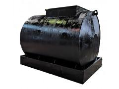 Резервуары стальные горизонтальные для хранения жидких сред РГх