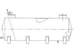 Резервуары стальные горизонтальные цилиндрические РГС-8, РГС-12,5, РГС-15, РГС-40