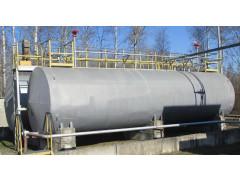 Резервуары стальные горизонтальные цилиндрические РГС-62(21+41), РГС-63