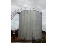 Резервуары стальные вертикальные цилиндрические РВС-400, РВС-700, РВСП-700