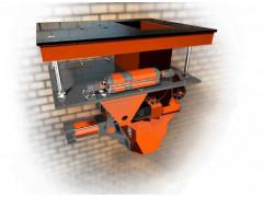 Весовой дозатор гравитационный для фасовки в открытые мешки ДФСМ-2-50