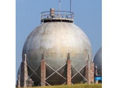 Резервуары стальные шаровые РШС-600