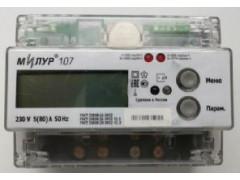 Счетчики электрической энергии статические Милур 107
