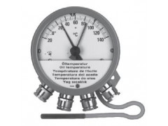 Измерители-сигнализаторы температуры манометрические MT-ST