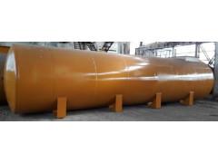 Резервуары горизонтальные стальные двустенные РГСД