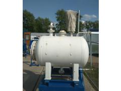 Резервуары стальные горизонтальные РГС-0,630; РГС-2
