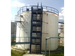 Резервуар вертикальный стальной цилиндрический РВС-1000
