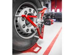 Устройства для измерений углов установки колес грузовых автотранспортных средств Cam-aligner, мод. CA 2013 K, CA 2011 K, CA 2012 K, CA 2014 K, СА МВ К, СА МВ UPG AM, CA MB UPG TA