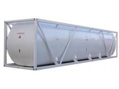 Резервуары стальные горизонтальные (приемно-расходные) Рпр-40