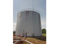 Резервуар стальной вертикальный цилиндрический РВСП-2000