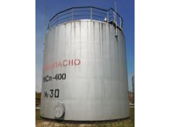 Резервуар стальной вертикальный цилиндрический РВСП-400