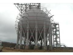 Резервуары шаровые РШ-5000