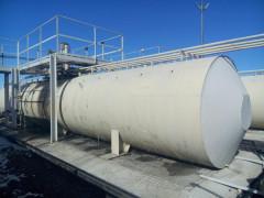 Резервуары горизонтальные стальные цилиндрические двустенные РГСД-40
