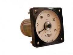 Вольтметры, амперметры и вольтметры Ц1611 и Ц1611.2 (вольтметры), Ц1611.1 (амперметры и вольтметры)