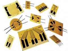 Тензорезисторы фольговые универсальные Y, C, M, G, E, D, B, F, A, U, S, Q, V