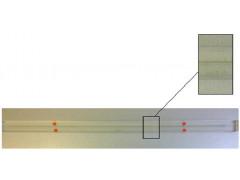 Меры длины штриховые
