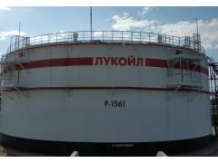 Резервуары стальные вертикальные цилиндрические с понтоном РВСП-10000
