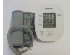 Измерители артериального давления и частоты пульса автоматические OMRON: M1 Basic (RU), M1 Basic (ARU)