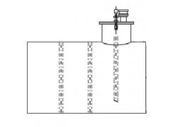Резервуар стальной горизонтальный РГЦ-25