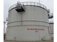 Резервуары стальные вертикальные цилиндрические РВС-3000 и РВС-2000